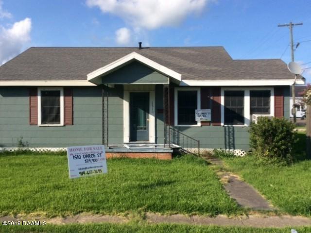 1510 Darce Street, Jeanerette, LA 70544 (MLS #19007180) :: Keaty Real Estate