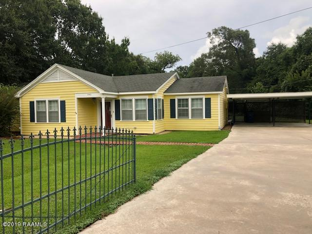 1943 S Union Street, Opelousas, LA 70570 (MLS #19007235) :: Keaty Real Estate