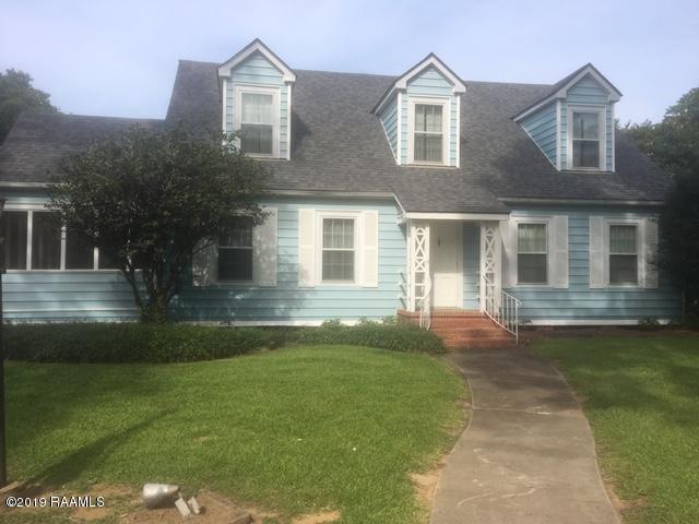 1103 W University Avenue, Lafayette, LA 70503 (MLS #19007448) :: Keaty Real Estate