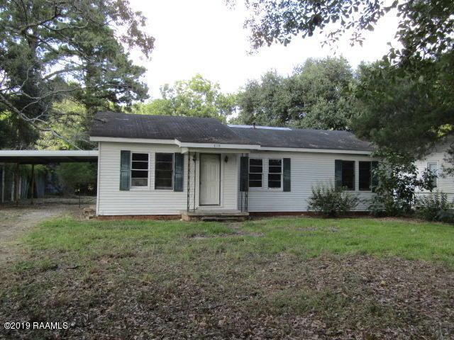 185 Derouen Avenue, Eunice, LA 70535 (MLS #19008142) :: Keaty Real Estate