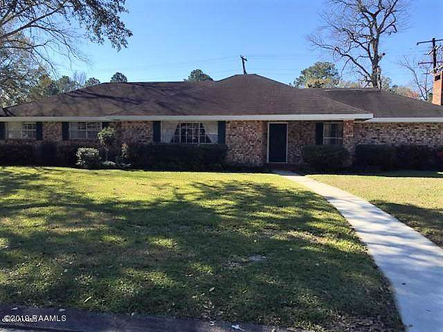 209 S Locksley Drive, Lafayette, LA 70508 (MLS #19009282) :: Keaty Real Estate