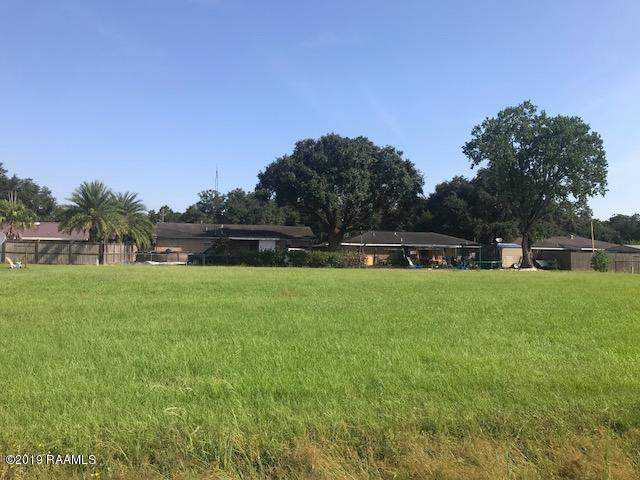 W (Unnumbered) W. Ash Street, Eunice, LA 70535 (MLS #19009366) :: Keaty Real Estate
