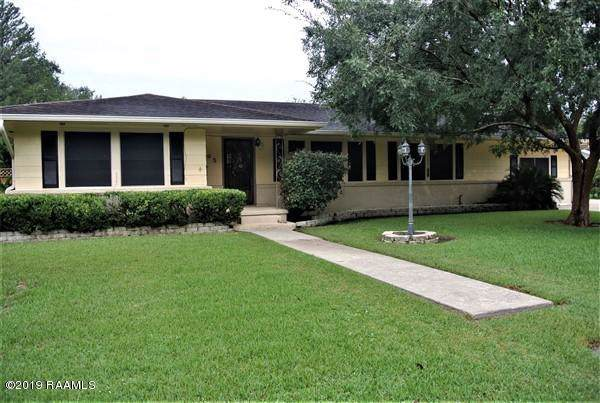 305 Wayne Street, New Iberia, LA 70563 (MLS #19009497) :: Keaty Real Estate