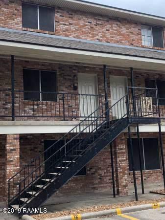 337 E University Avenue #21, Lafayette, LA 70503 (MLS #19010132) :: Keaty Real Estate