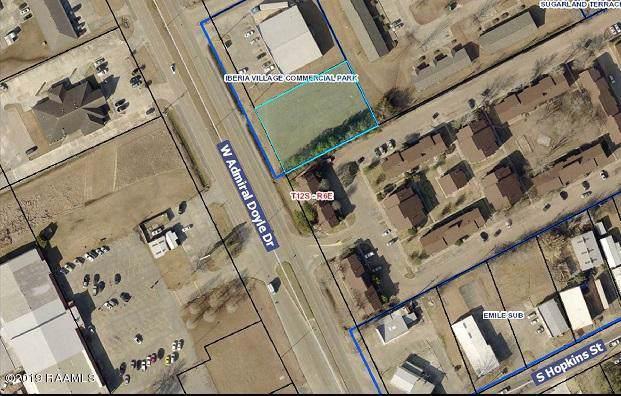 W Admiral Doyle Drive, New Iberia, LA 70560 (MLS #19010200) :: Keaty Real Estate