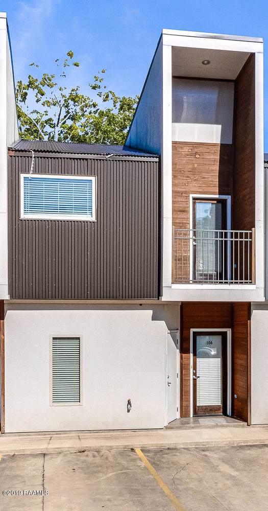 113 Bayou Street #106, Lafayette, LA 70503 (MLS #19010318) :: Keaty Real Estate