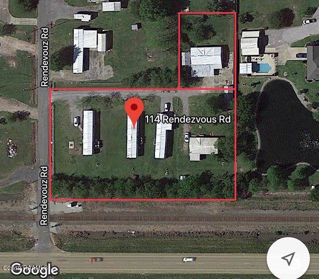112/114 Rendezvous, Scott, LA 70583 (MLS #19010406) :: Keaty Real Estate