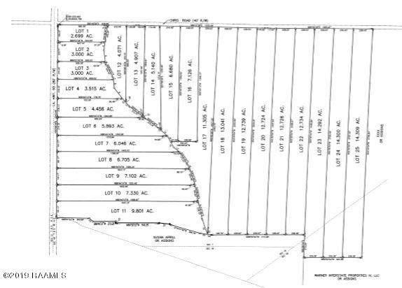 Tbd La Hwy. 93, Sunset, LA 70584 (MLS #19010473) :: Keaty Real Estate