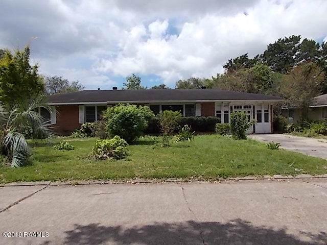 612 Birch Street, New Iberia, LA 70563 (MLS #19010812) :: Keaty Real Estate