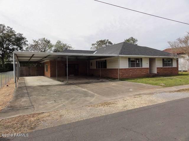 315 Columbus Street, St. Martinville, LA 70582 (MLS #19011309) :: Keaty Real Estate