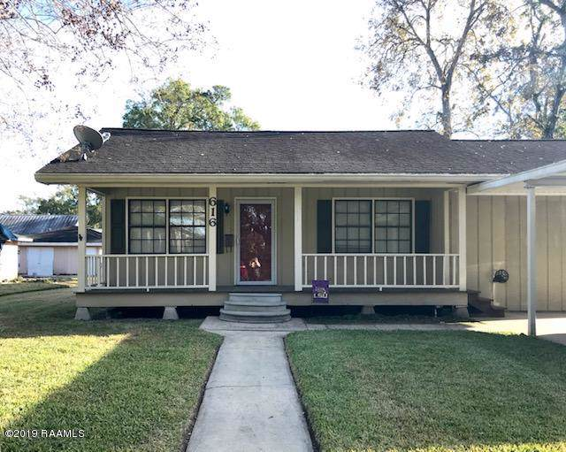 616 E 6th Street, Crowley, LA 70526 (MLS #19011604) :: Keaty Real Estate