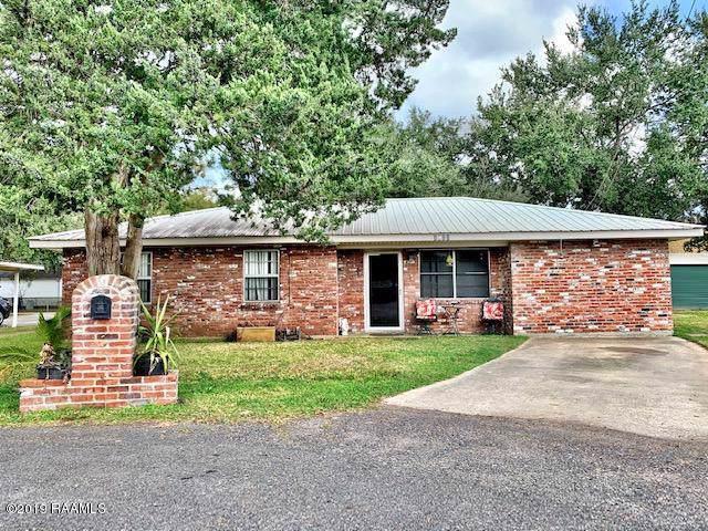 1921 Dudley Street, Eunice, LA 70535 (MLS #19011816) :: Keaty Real Estate