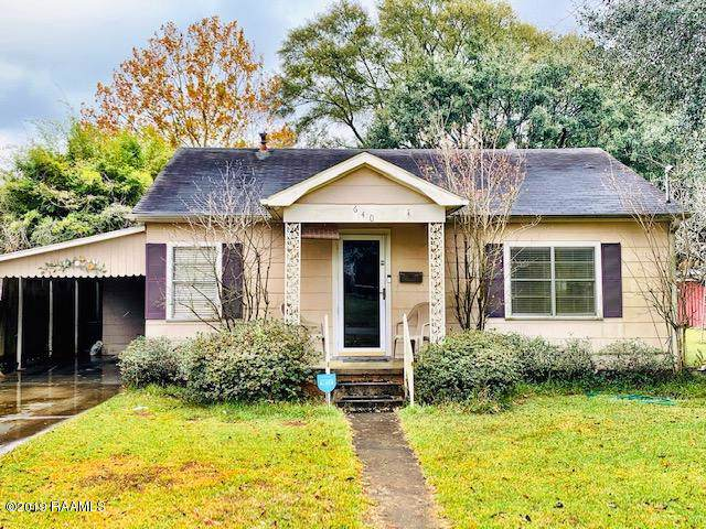 640 S 13th Street, Eunice, LA 70535 (MLS #19011817) :: Keaty Real Estate