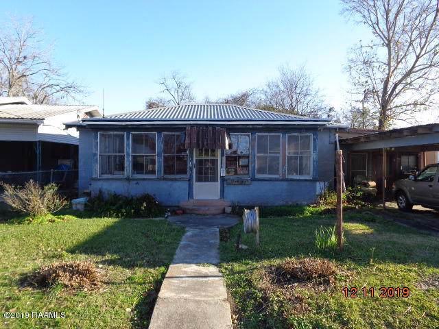 1223 Eden Street, New Iberia, LA 70560 (MLS #19012022) :: Keaty Real Estate