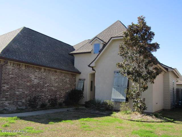 216 Country Park Drive, Youngsville, LA 70592 (MLS #20000275) :: Keaty Real Estate