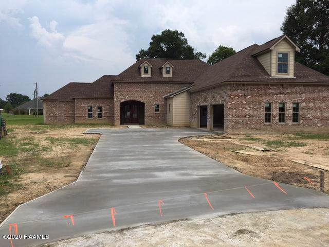 104 Coushatta Lane, Opelousas, LA 70570 (MLS #20000356) :: Keaty Real Estate