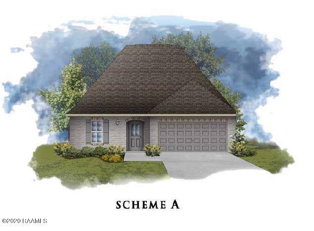 310 Sparrowhawk Street, Broussard, LA 70518 (MLS #20000692) :: Keaty Real Estate