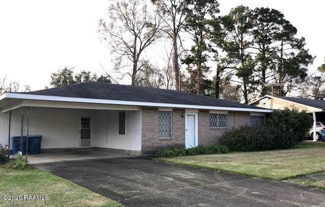 105 Dewberry Drive, Lafayette, LA 70507 (MLS #20000793) :: Keaty Real Estate