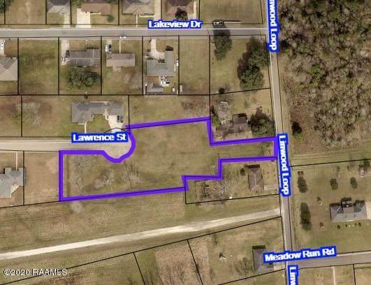 Tbd Lawrence Street, Opelousas, LA 70570 (MLS #20001190) :: Keaty Real Estate