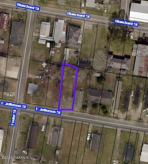 Tbd E Jefferson Street, Opelousas, LA 70570 (MLS #20001193) :: Keaty Real Estate