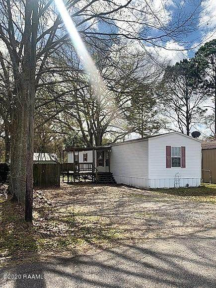 1321 W Magnolia Avenue, Eunice, LA 70535 (MLS #20001220) :: Keaty Real Estate