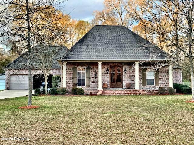 170 Edmund Lane, Eunice, LA 70535 (MLS #20001385) :: Keaty Real Estate
