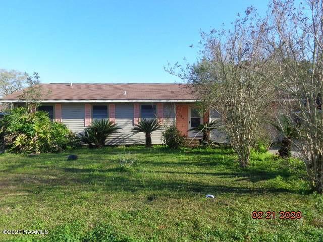 194 Eckart Drive, New Iberia, LA 70560 (MLS #20001834) :: Keaty Real Estate
