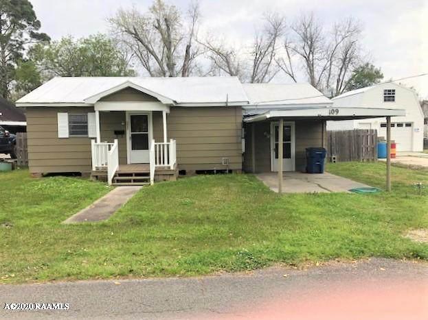 109 Bowden Street, Rayne, LA 70578 (MLS #20002225) :: Keaty Real Estate