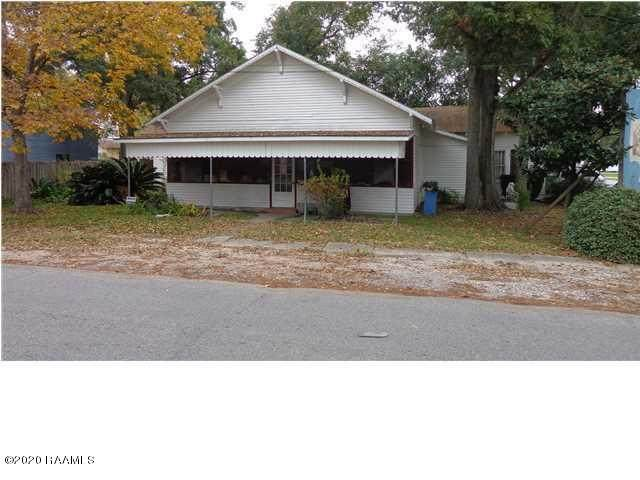 201 E 1st Street, Rayne, LA 70578 (MLS #20002370) :: Keaty Real Estate