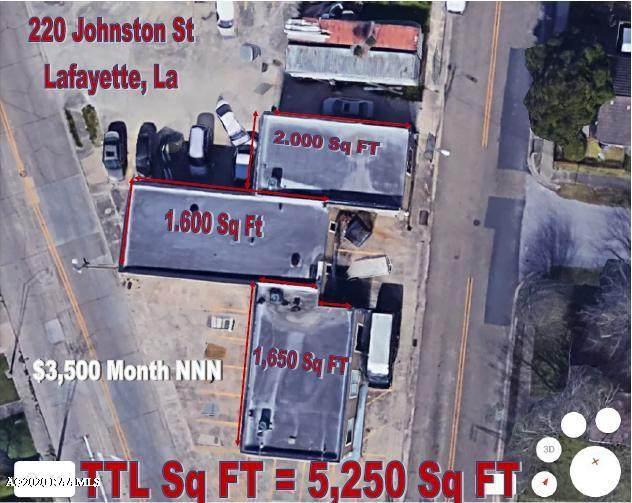 220 Johnston, Lafayette, LA 70501 (MLS #20002641) :: Keaty Real Estate