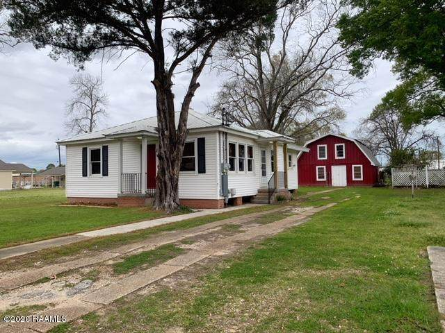 1130 W Park Avenue, Eunice, LA 70535 (MLS #20002717) :: Keaty Real Estate
