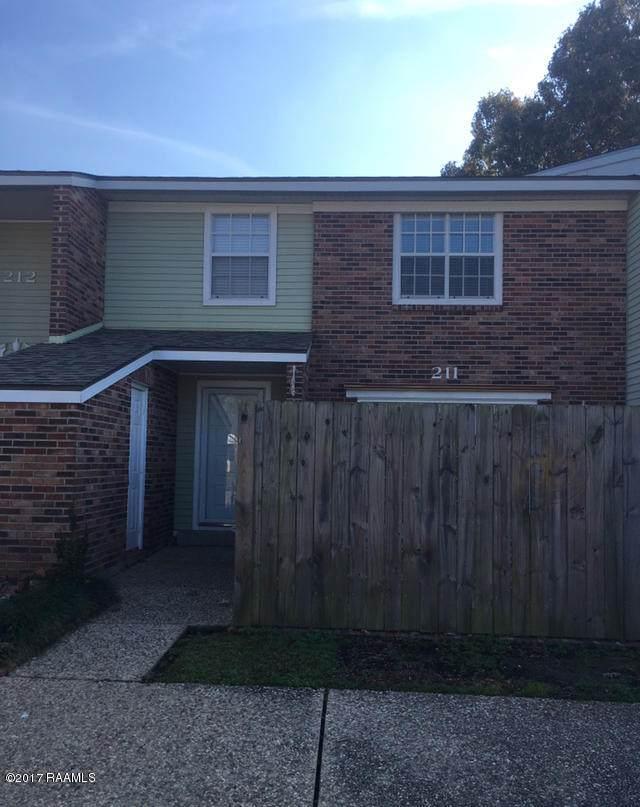 200 Lodge Drive #211, Lafayette, LA 70506 (MLS #20002881) :: Keaty Real Estate