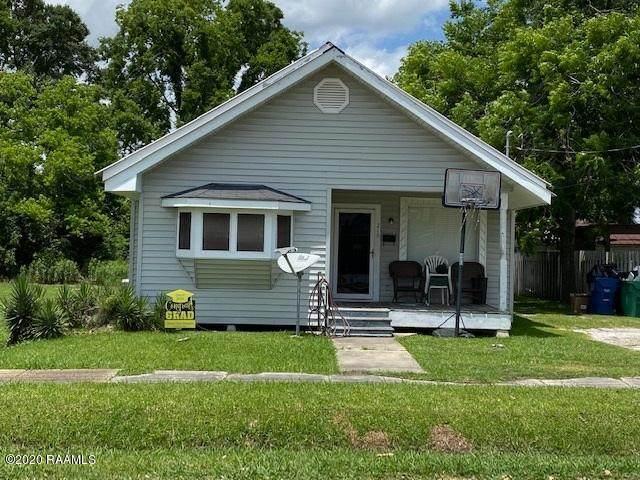 216 W Hutchinson Avenue, Crowley, LA 70526 (MLS #20004337) :: Keaty Real Estate
