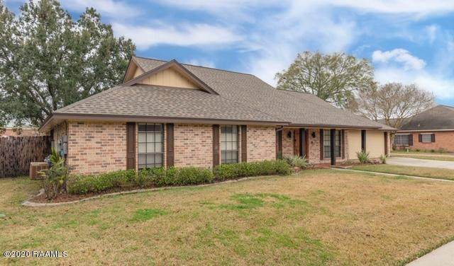 528 Robert Lee Circle, Lafayette, LA 70506 (MLS #20004690) :: Keaty Real Estate