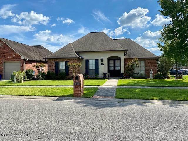 500 Sandhurst Drive, Lafayette, LA 70508 (MLS #20004948) :: Keaty Real Estate