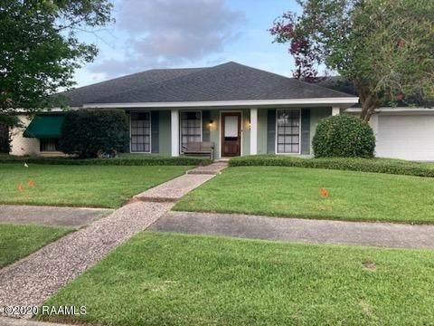 700 Robert Lee Circle, Lafayette, LA 70506 (MLS #20005860) :: Keaty Real Estate
