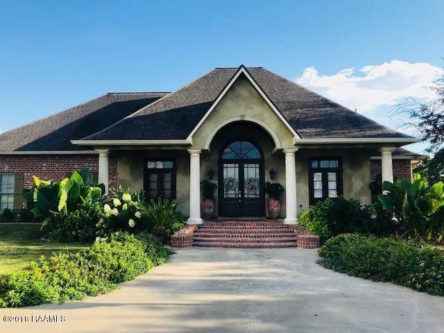 99 University Place, Eunice, LA 70535 (MLS #20006177) :: Keaty Real Estate