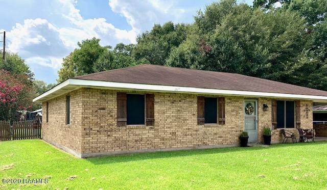 101 Chataignier Street, Eunice, LA 70535 (MLS #20006955) :: Keaty Real Estate