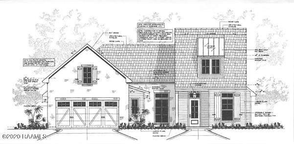 637 Easy Rock Landing Drive, Broussard, LA 70518 (MLS #20007119) :: Keaty Real Estate