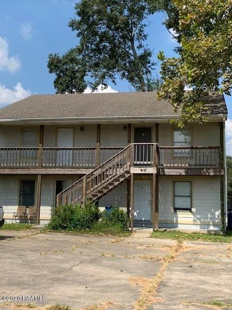 418 Vieux Orleans Circle, Lafayette, LA 70506 (MLS #20007251) :: Keaty Real Estate
