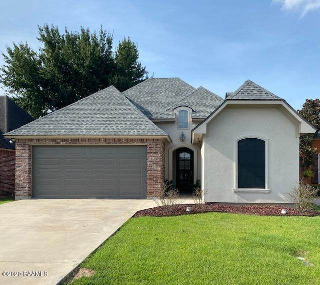 105 Octavia Drive, Scott, LA 70583 (MLS #20007351) :: Keaty Real Estate