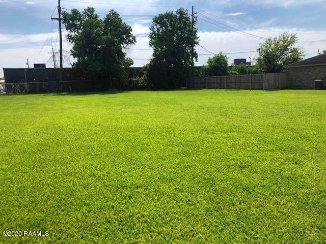 Tbd Noah Lane, Opelousas, LA 70570 (MLS #20007550) :: Keaty Real Estate