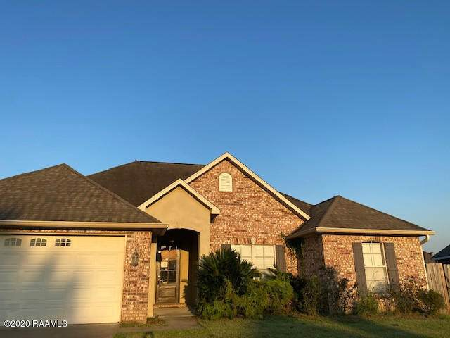 107 Country Mile Drive, Youngsville, LA 70592 (MLS #20008546) :: Robbie Breaux & Team