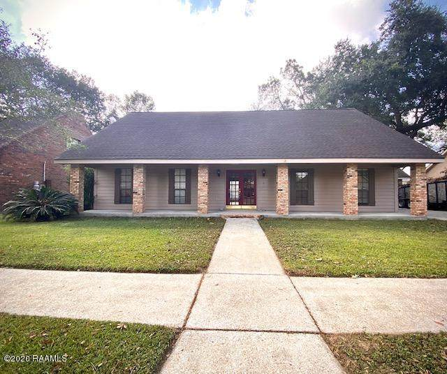 303 W Governor Miro Drive, Lafayette, LA 70506 (MLS #20009211) :: Robbie Breaux & Team