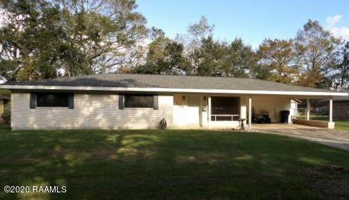 130 N Ave N, Crowley, LA 70526 (MLS #20010352) :: Keaty Real Estate