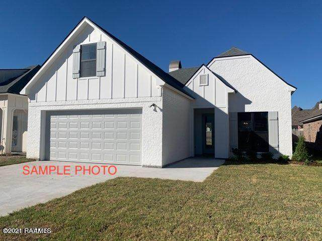 202 San Domingo Drive, Youngsville, LA 70592 (MLS #21000032) :: Keaty Real Estate