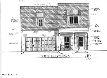 105 Santander Drive, Youngsville, LA 70592 (MLS #21000410) :: Keaty Real Estate