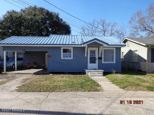 621 Louise Street, New Iberia, LA 70560 (MLS #21000469) :: Keaty Real Estate