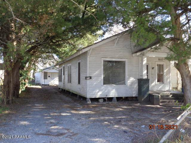 416 Robertson Street A & B, New Iberia, LA 70560 (MLS #21000546) :: Keaty Real Estate