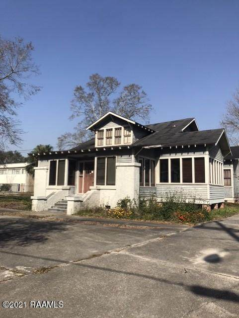 222 W St. Peter Street, New Iberia, LA 70560 (MLS #21000629) :: Keaty Real Estate